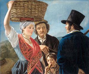 RIJKS: Jean Henri de Coene: painting 1827