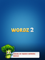 Screenshot of Wordz 2