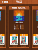 Screenshot of Number Link Sudoku Style Game