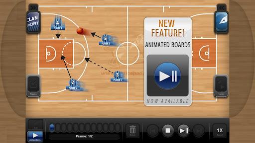 TacticalPad Basketball Pro