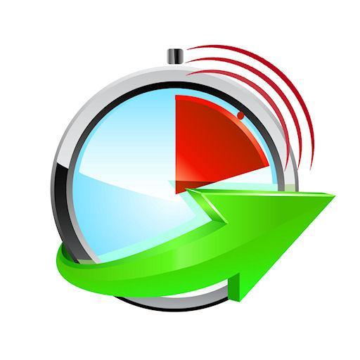 Employee Time Clock with GPS LOGO-APP點子