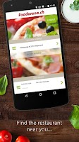 Screenshot of Foodarena - pizza kebab sushi