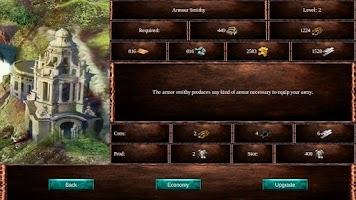 Screenshot of Fantasy Vengeance: free MMORPG
