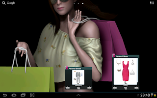 Screenshot of Personal Closet Lite