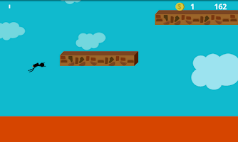 Screenshot of Sky Runner
