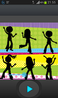 Screenshot of Let's Dance! for Kids