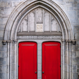 Grace Cathedral Doors by Mike Vought - Buildings & Architecture Places of Worship ( san francisco )