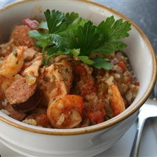 Colleen's Slow Cooker Jambalaya