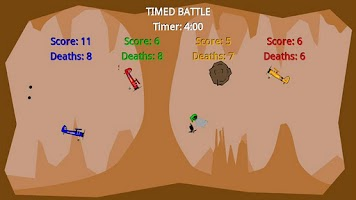 Screenshot of DogFighter Free