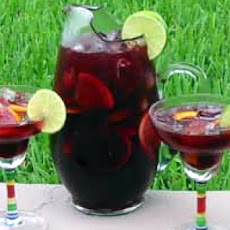 Punch, Sangria (Yummy, Not Healthy)