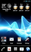 Screenshot of Xperia Apex/Nova Theme