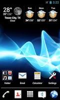 Screenshot of Xperia Apex/Nova Theme
