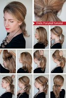 Screenshot of Hairstyle Step By Step