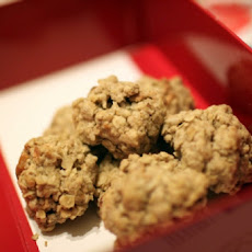 Instant Oatmeal Cookie