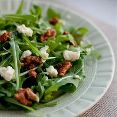 Hazelnut Blue Pecan Salad