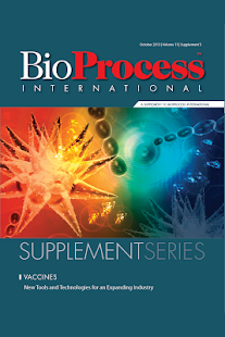 BioProcess International - screenshot