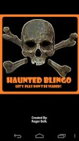 Screenshot of HAUNTED BLINGO Lite
