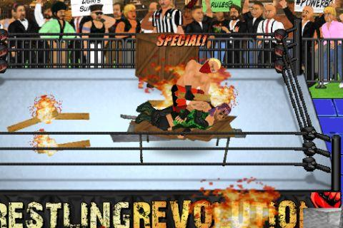 Wrestling Revolution Screenshot 5
