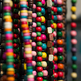 Beeds by Md Zobaer Ahmed - City,  Street & Park  Street Scenes ( colorful objects, beeds, street, objects, street scenes,  )