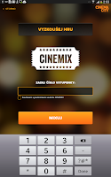 Screenshot of Cinemix Česká republika