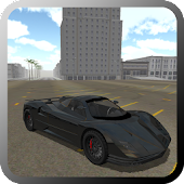 Cool Car Simulator HD APK for Bluestacks