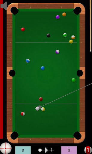 8 Ball Billiards