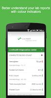 Screenshot of Livehealth