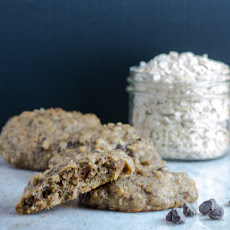 Chocolate Chip Flax Cookies