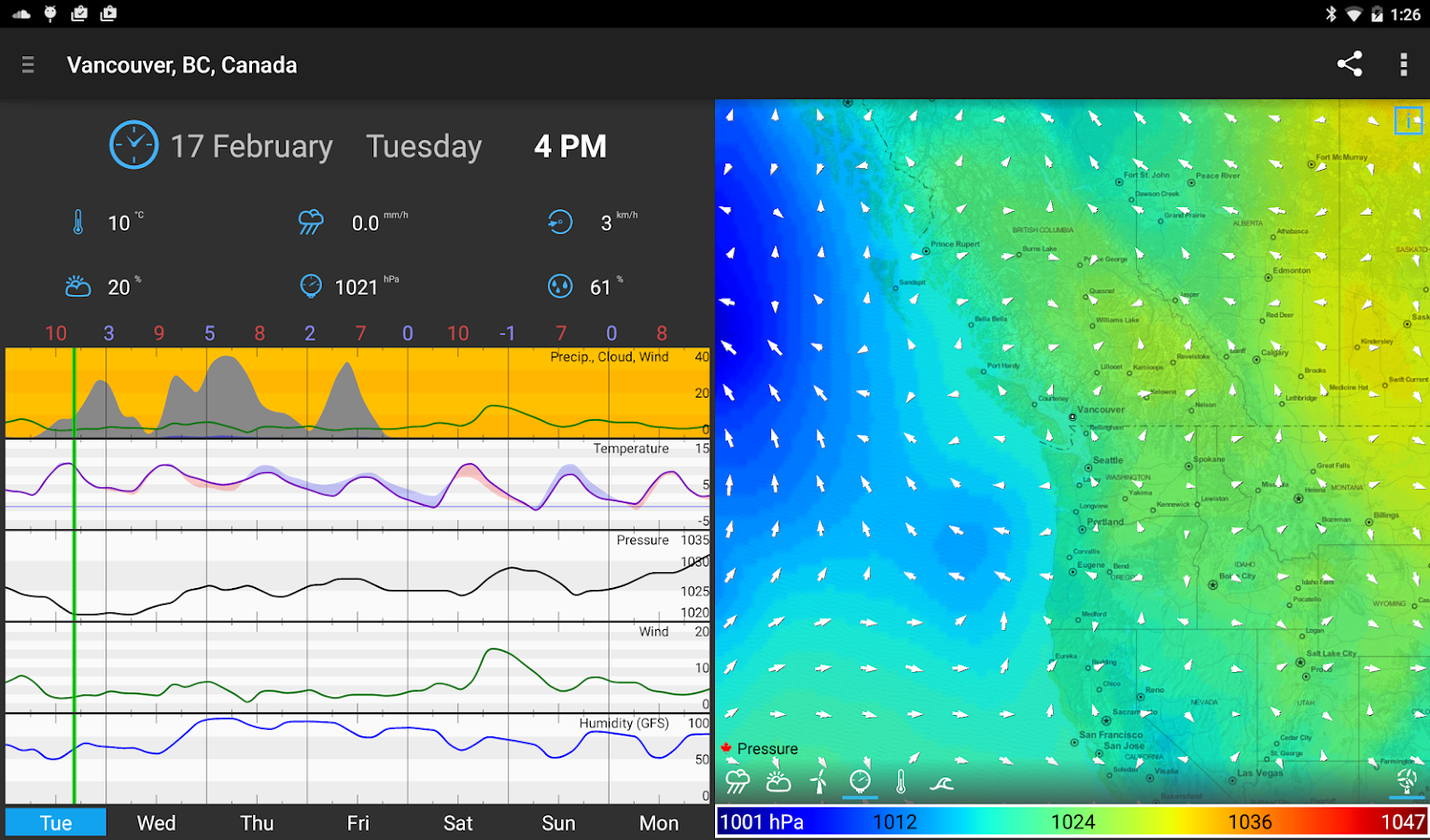 WeatherBomb Screenshot 13
