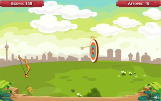 Screenshot of Archery Arrow Shooting FREE
