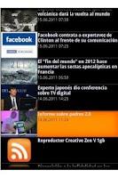 Screenshot of Uruguay Noticias