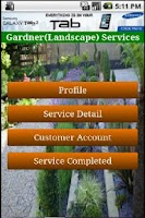 Screenshot of Gardner(Landscape) Services