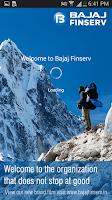 Screenshot of BajajFinserv Experia