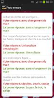 Screenshot of Jeu sur l'équitation