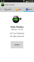Screenshot of Todo chistes Free (All jokes)