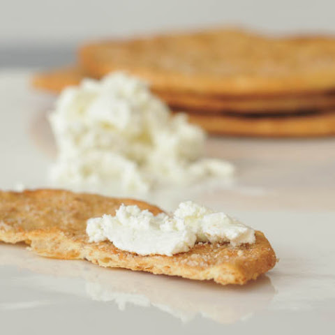 Vegan 'goat' Cheese
