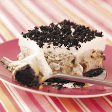 Nutty Cookies & Cream Dessert Recipe