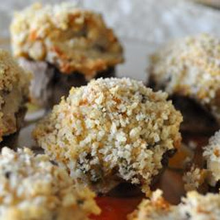 Mouth-Watering Stuffed Mushrooms