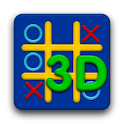 Tic Tac Toe 3D Free icon