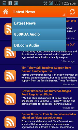 Denver Broncos News Podcasts
