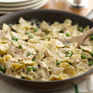 Rotisserie Chicken and Bow-tie Pasta