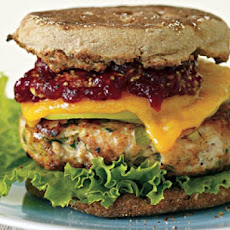 Oprah's Favorite Turkey Burger