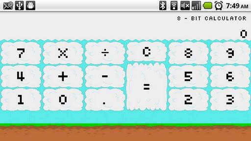 8-Bit Calculator
