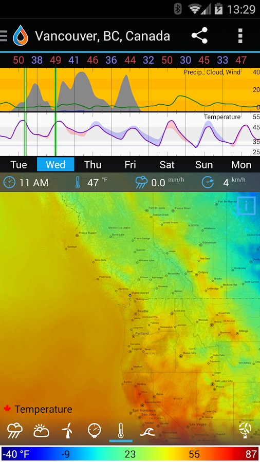 WeatherBomb Screenshot 6