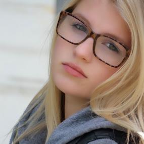 Margot by Lori Rose - People Portraits of Women ( teen, portrait,  )