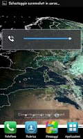 Screenshot of Weather Satellite Wallpaper