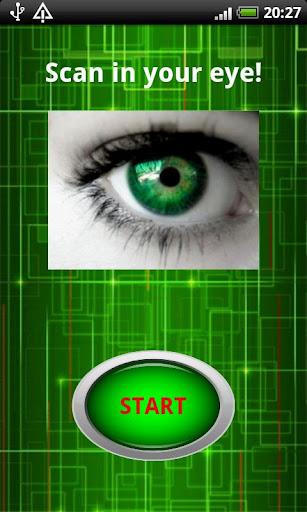 眼睛掃描儀免費