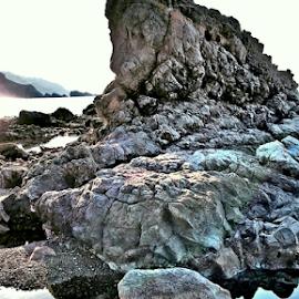 by Theodoros Theodorou - Nature Up Close Rock & Stone