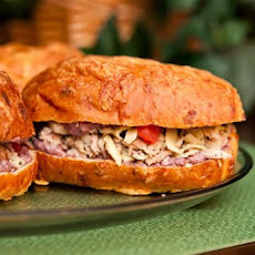 Tuna and Artichoke Panini