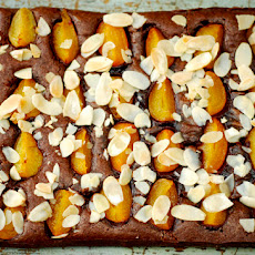 Apricot and Almond Brownies
